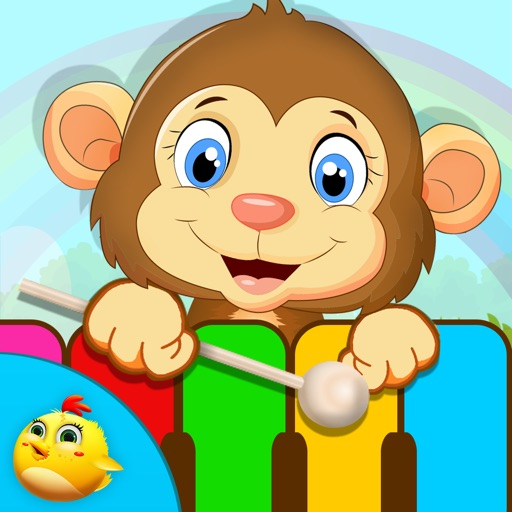 Animal Sound For Toddlers iOS App