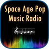 Space Age Pop Music Radio With Trending News