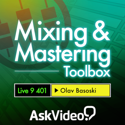 AV for Live 9 401 - Mixing and Mastering Toolbox