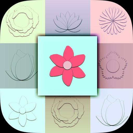 Flower Carpet - Harmonic Puzzle iOS App