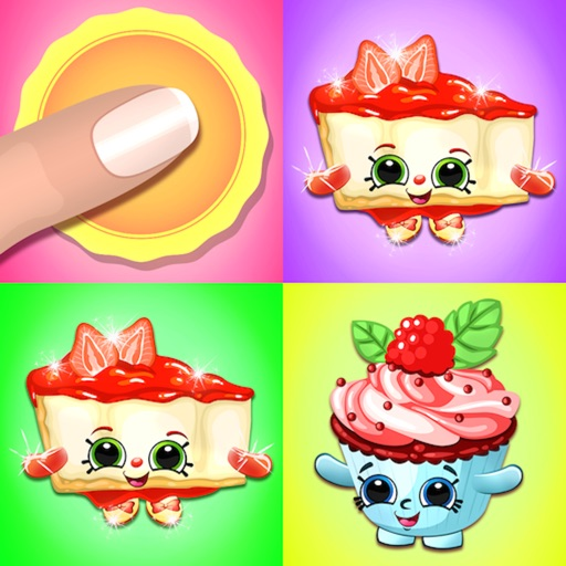 Match the Cupcakes Icon
