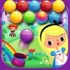 Alice in Bubble Candy Pop - Arcade Mania FREE