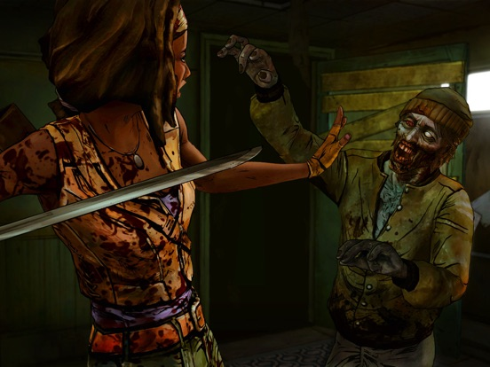 Скачать The Walking Dead: Michonne - A Telltale Miniseries
