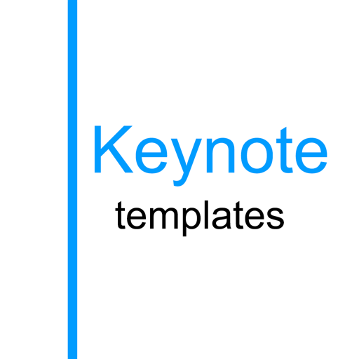 Common Template for Keynote