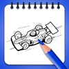 Free Cars Coloring Book
