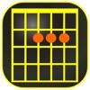 ギター和音 - ギター包括的な和音辞書   (フリー)