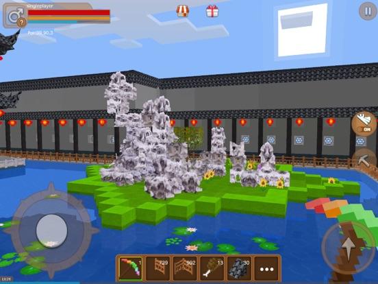 Скачать игру CubeMator - бесплатная версия игры Sandbox