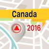 加拿大 离线地图导航和指南