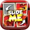 Slide Me Puzzle : Lego Ninjago Tiles Quiz Picture Games