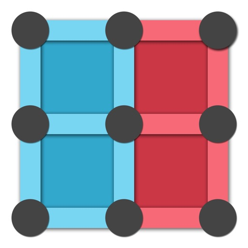Dots and Boxes 2016 ~ board frenzy game and epic cheating in pocket edition iOS App