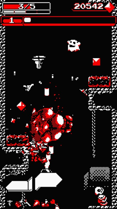 Screenshot #9 for Downwell