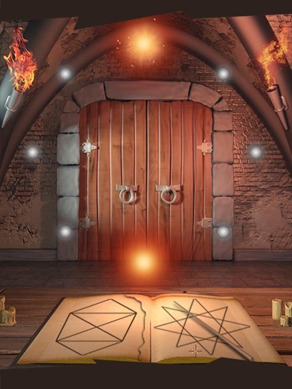 100 Дверей Вызов на iPad
