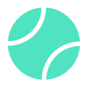 TennisCore - track tennis scores & review match stats icon