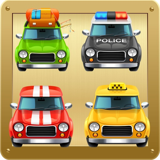 Free Best Car Games of Mind iOS App