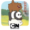 Free Fur All – We Bare Bears Minigame Collection icon