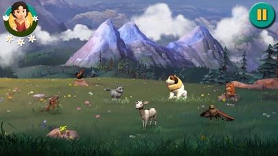 هايدي - مغامرة في جبال الألبلقطة شاشة4