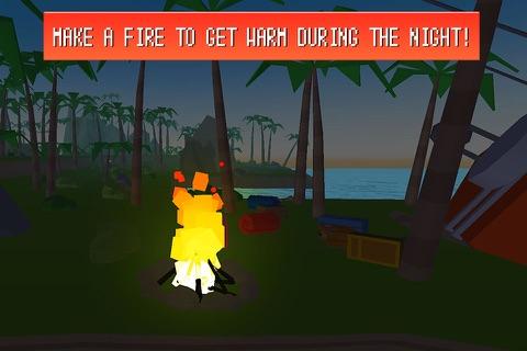 Craft Island Survival Simulator 3D Full screenshot 4