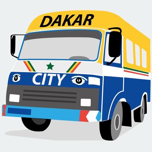 Cross Dakar City iOS App