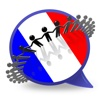 Learn &Play French Beginner : Free Fun Travel App with Translator