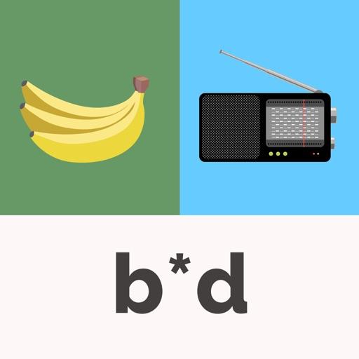 VOCABULYNX Confusions ( b / d ) iOS App