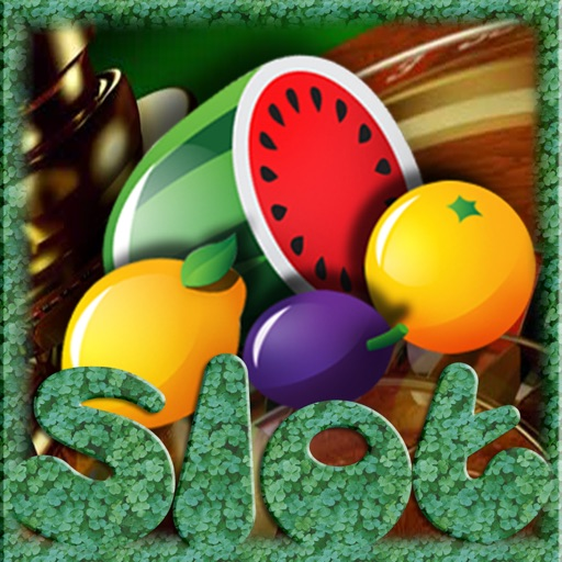 A Amazing Fruits Slots-Free Game Icon