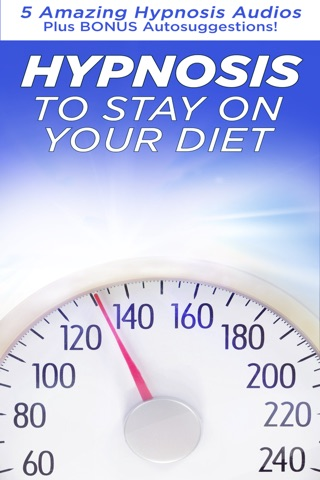 Stay on Your Diet Hypnosis screenshot 1
