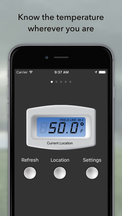Free Room Temperature App For Android