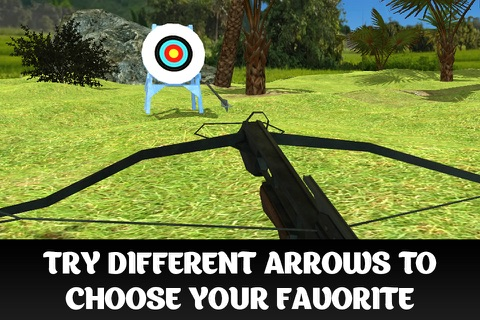 Crossbow Shooting Championship 3D screenshot 3