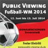 Public Viewing Donaueschingen