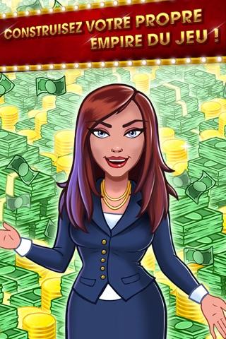 Tap It Big : Casino Empire screenshot 1