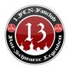 13 Rot-Schwarze Legenden