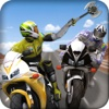 Bike Stunt Fighting Race - Chase and Fighting Gangsters