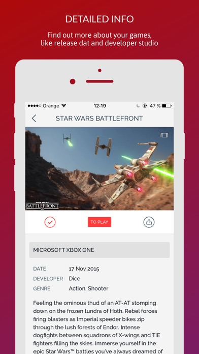 iShows Games - The definitive video game tracker on the App Store