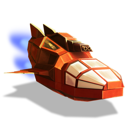 Spaceship Racing 3D - Planet Delta Deluxe