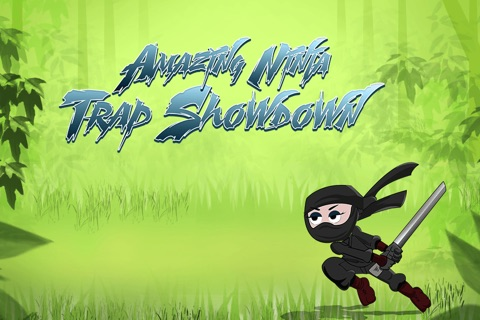 Amazing Ninja Trap Showdown - cool mind strategy puzzle game screenshot 1