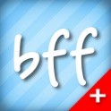 Video Chat BFF Plus! - Social Text Messenger to Match Straight, Gay, Lesbian Singles nearby for FaceTime, Skype, Kik & Snapchat calls icon