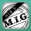 MIG 3 - Frågespelet du tar med dig