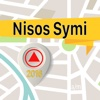 Nisos Symi Offline Map Navigator and Guide