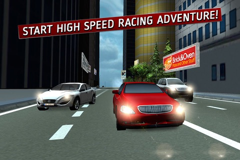 Extreme Car Racing Simulator 3D screenshot 1