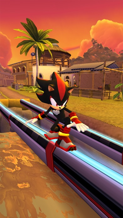 Screenshot #7 for Sonic Dash 2: Sonic Boom