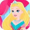 Royal Princess Makeover Salon-Fashion Girl Dress Up