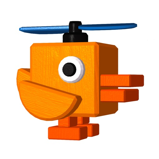 HELIDUCK – ultimate 3D Touch fun game Icon