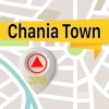 Chania Town Offline Map Navigator und Guide