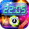 iClock – Firework : Alarm Clock Wallpapers ,  Frames and Quotes Maker For Free