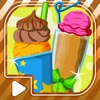 Slurpee Smoothie Frozen :  Ice Cream Candy Smoothie Dessert Food Drink Maker Game