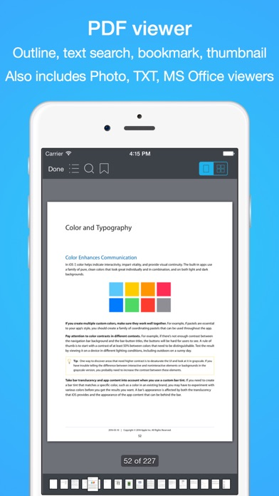 File Hub Pro by imoreapps Скриншоты5