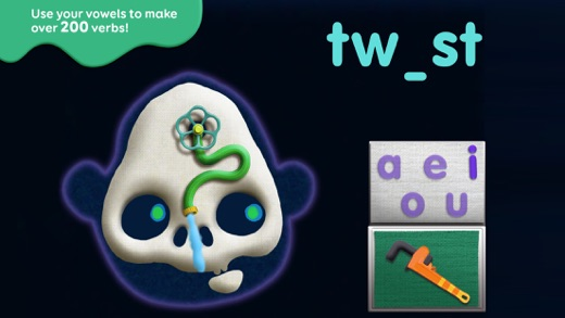 Tiggly Doctor: Spell Verbs and Perform Actions Like a Real Doctor Screenshot
