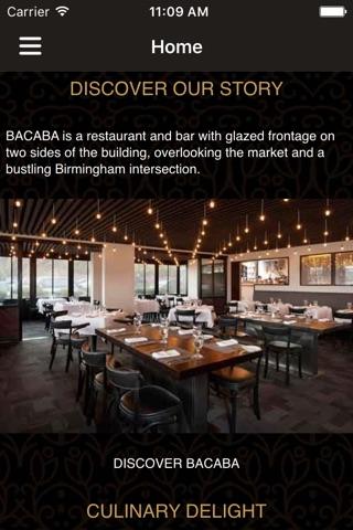 Bacaba Cocktail Bar & Dining screenshot 3