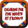 Color Book For Five Nights at Freddy's Version