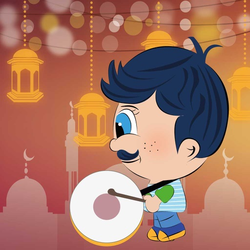 Ramazan Boyama Kitabı - Minik Bilge Ramazan Ayını Kutluyor